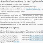データベースを軽量化するWpプラグイン-Clean Options
