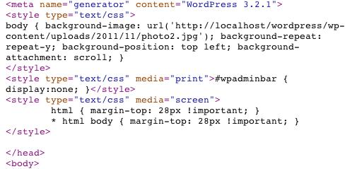 追加されたHTMLコード