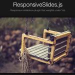 レスポンシブかつ軽量な画像スライドショーのjQueryプラグイン-ResponsiveSlides.js