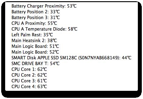 冷却ファンで使用の温度