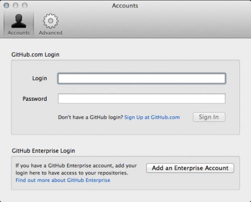 ユーザー名とパスワードを入れてログインする