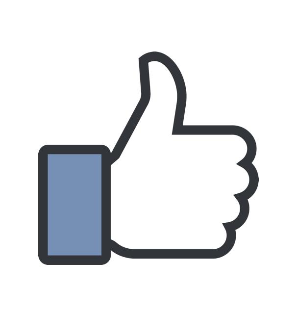 Facebook のフォローボタンを「いいね」ボタンのデザインへ変更する